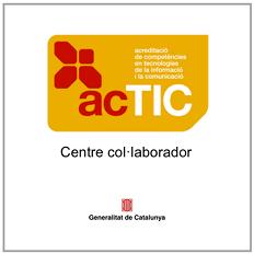 ACTIC curs mitjà Lleida