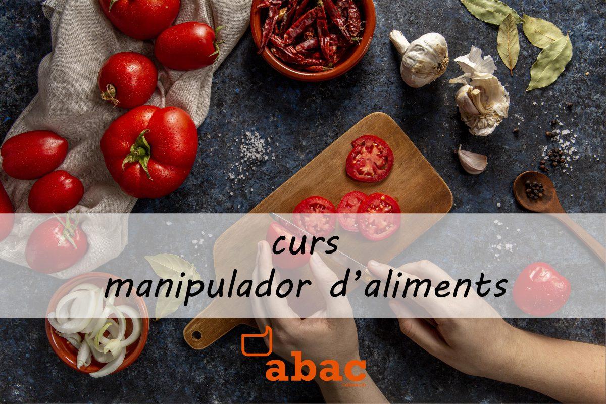 Manipulador d'aliments i al·lèrgens