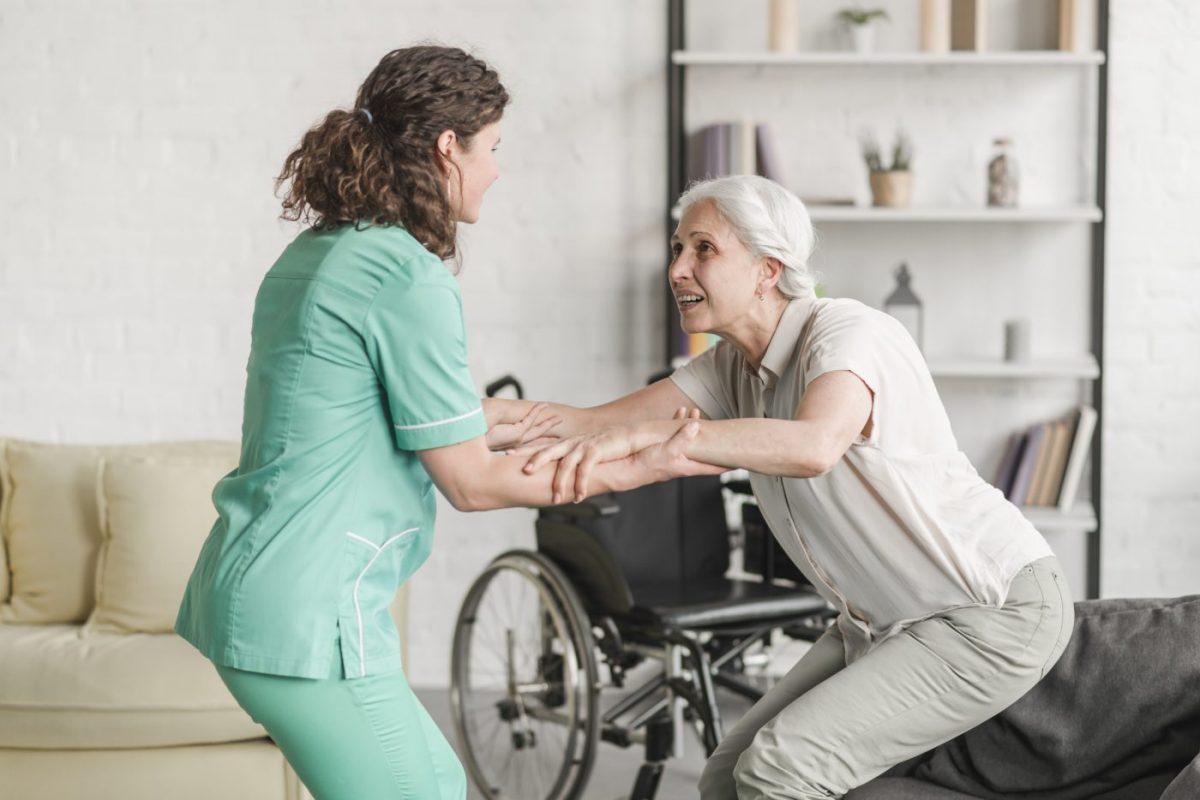 Mobilització de pacients