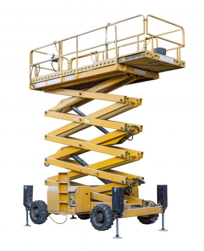 Plataformas elevadoras
