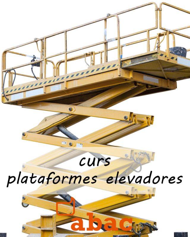 Plataformes elevadores