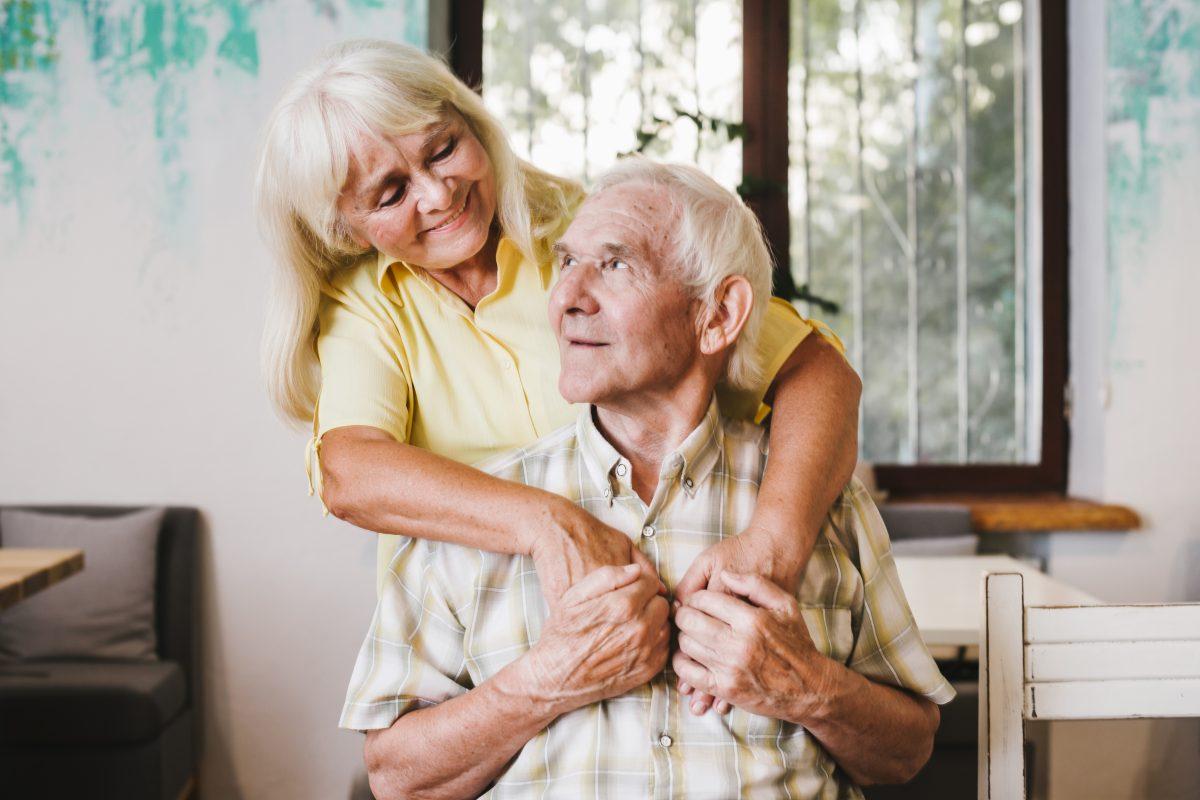 Sexualitat i afecte en les persones grans