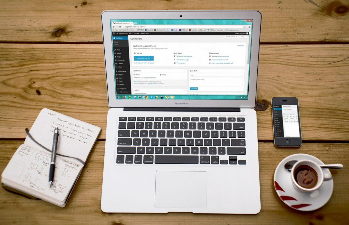 WordPress. Construeix la teva web, blog o botiga en línia.